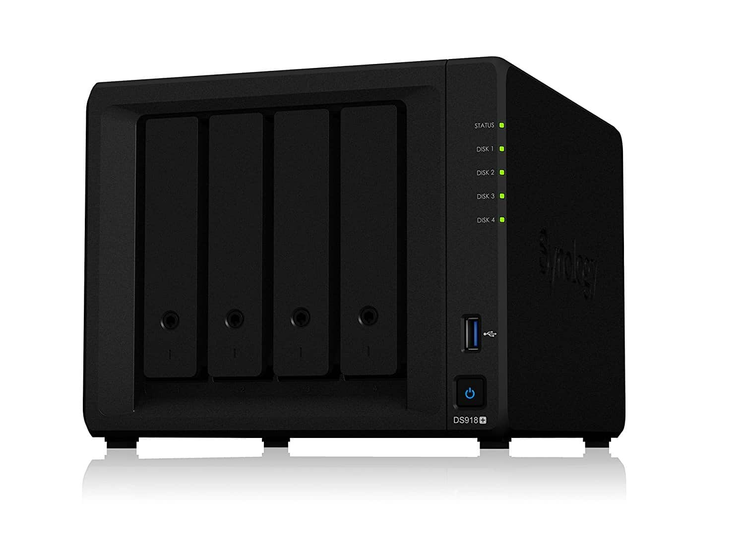 Recommendation - Synology Diskstation DS918+